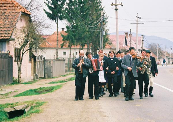 Gypsy community