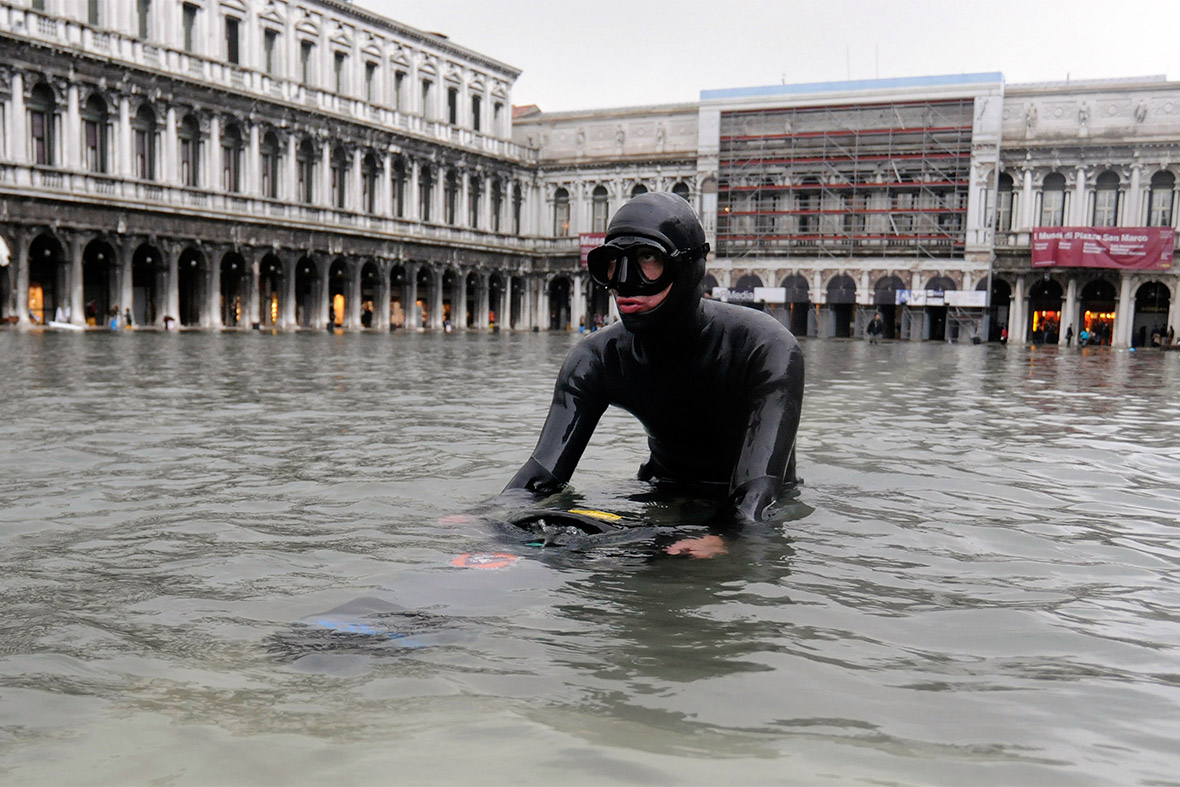 floods venice