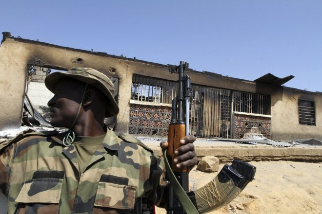 Boko Haram Nigeria Attacks Barracks