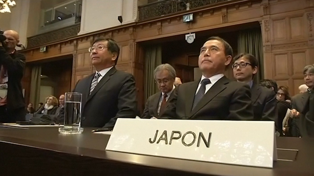 World Court Orders Halt to Japan's Scientific Whaling