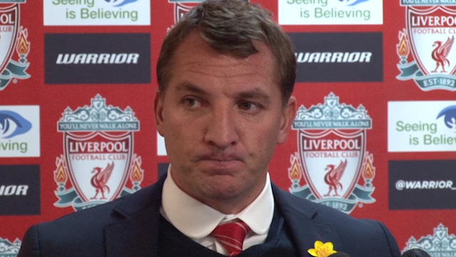 Rodgers: Great to Watch a 'No Fear' Liverpool Team