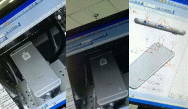 iPhone 6 Production Images Leaked