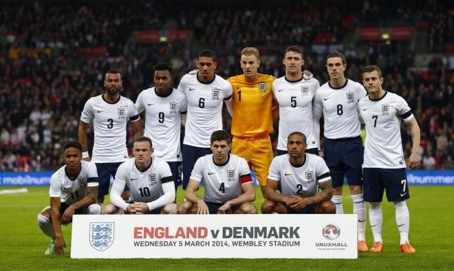 England World Cup Brazil Twitter