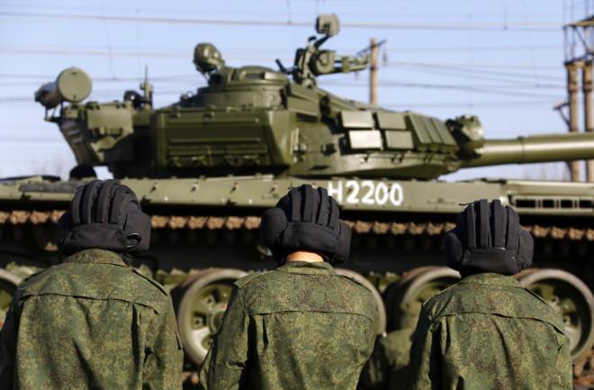 Russia's Crimea annexation