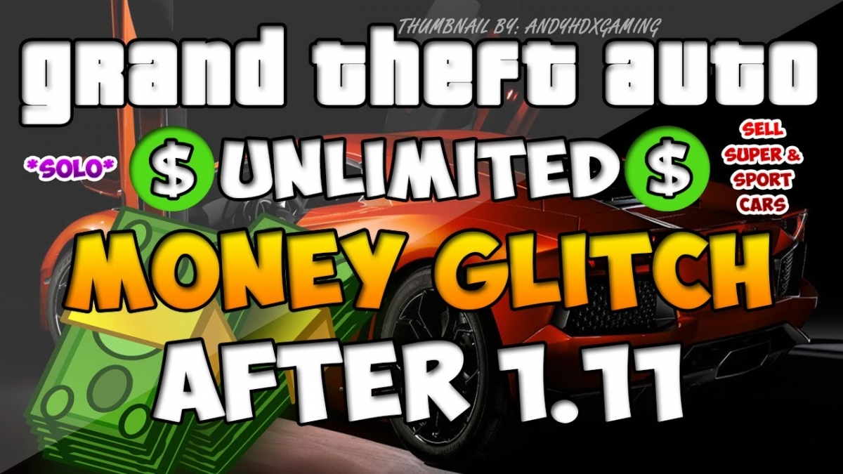 GTA 5: Unlimited Money...