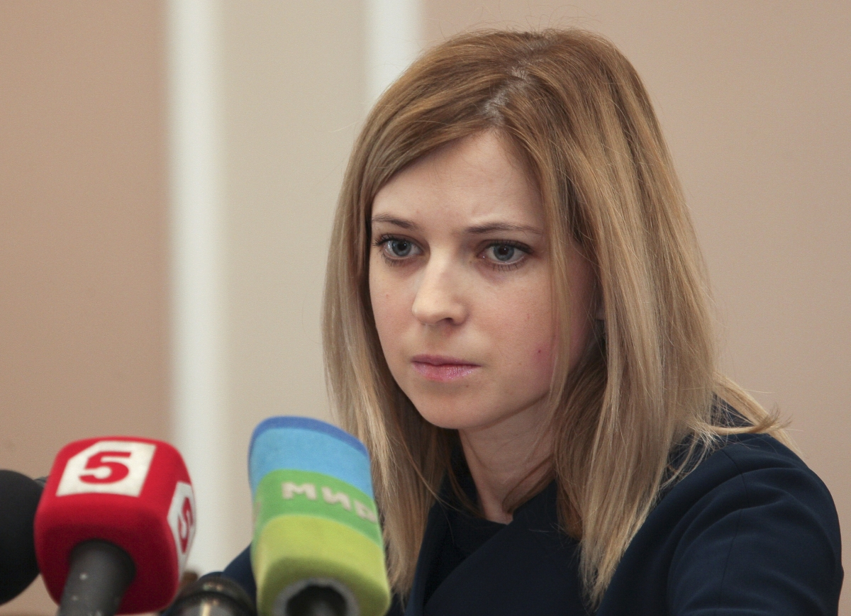 GTA to Field Crimean Prosecutor General Natalia Poklonskaya as Main Character