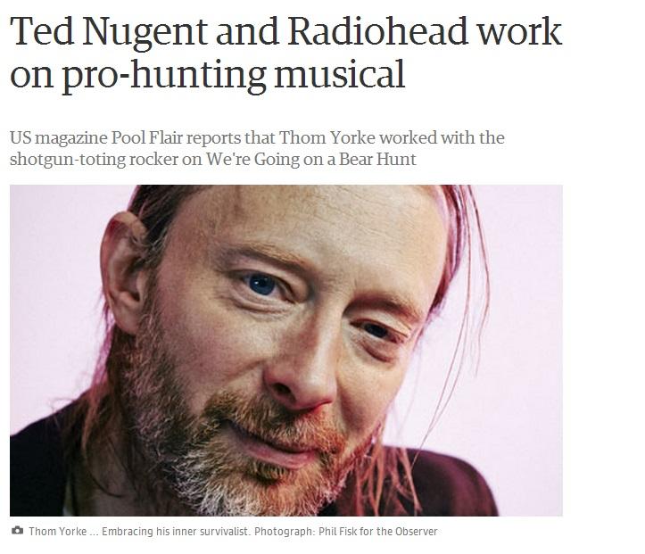 April Fool The Guardian