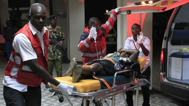 Up to Six Killed in Explosives Attack in Nairobi