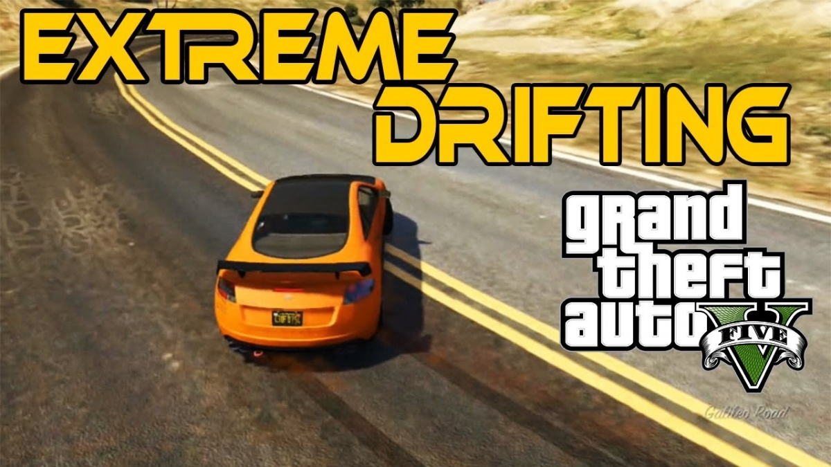 Gta 5 Youtube Video Reveals Extreme Drifting Without Mods