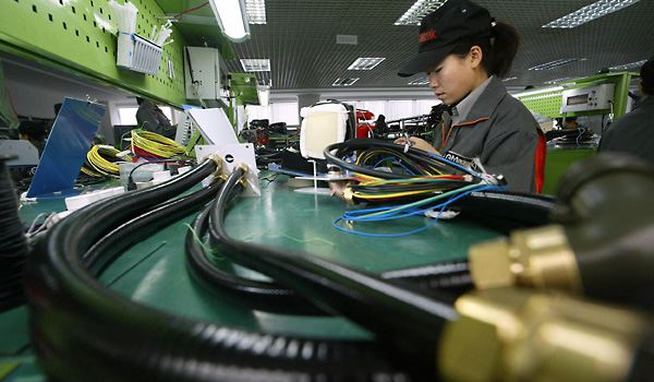 China PMI Remains Weak in March