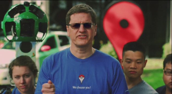 Google Maps VP Brian McClendon launches Amazing Race-style Pokémon Challenge