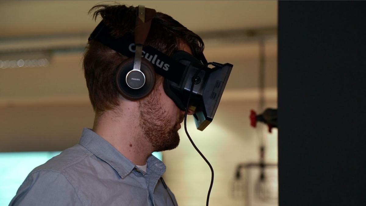 Tech Talk: What Facebook Sees in Oculus Rift