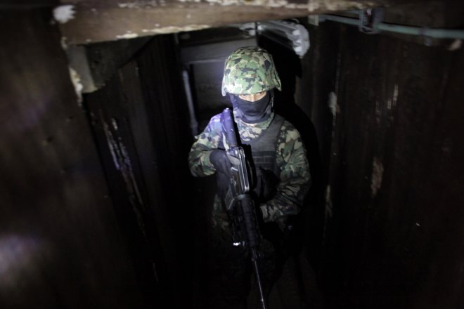 Mexican Knights Templar Drug Cartel Leader Enrique El Kike