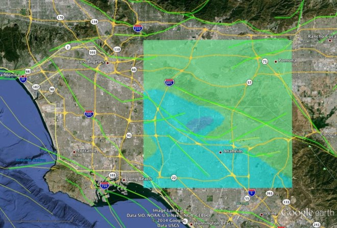 Earthquake Los Angeles