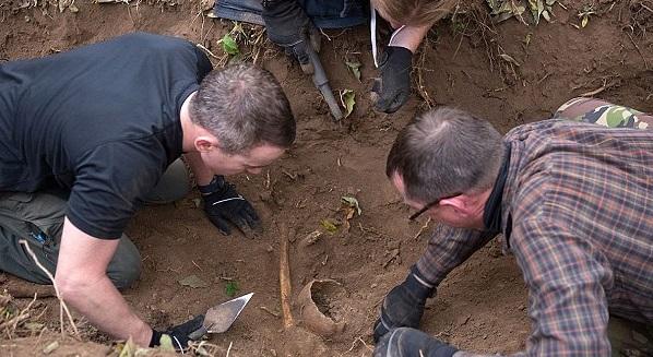 nazi war diggers