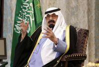 Saudi Arabia\'s King Abdullah