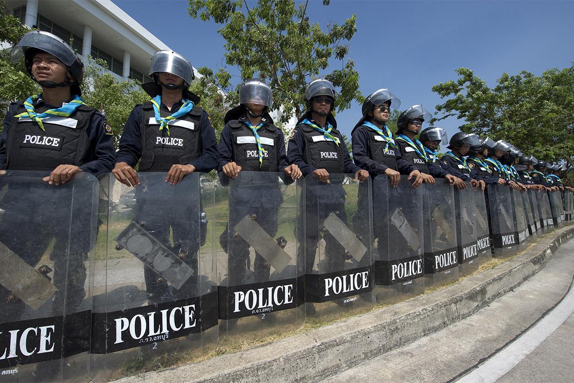 yingluk police