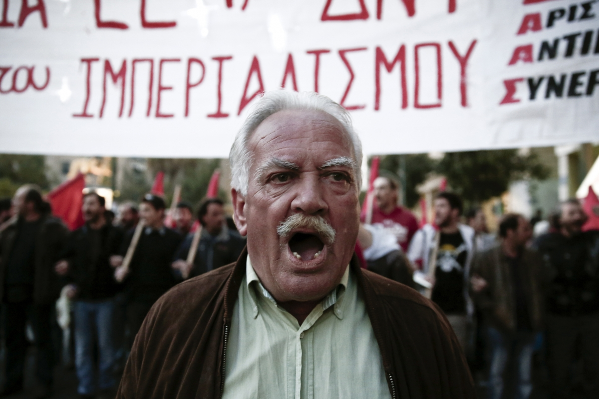 Greeks Claim Germany Owes €162bn in Nazi Reparations as Austerity Measures Bite