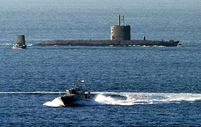 HMS Tireless will join international search for missing Malaysian Airlines flight