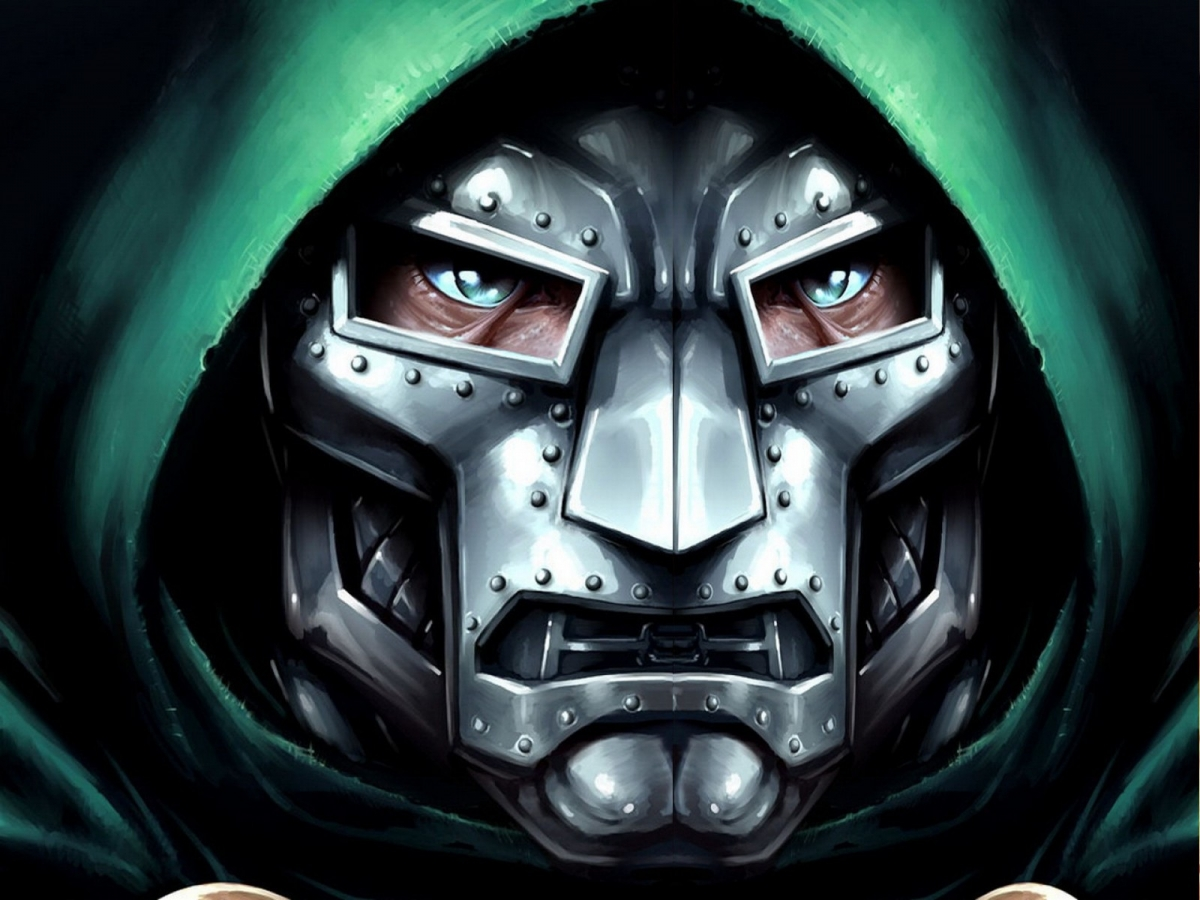 Fantastic Four Dr Doom