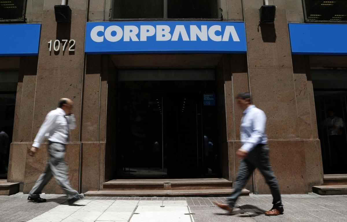 CorpBanca Office Santiago Chile