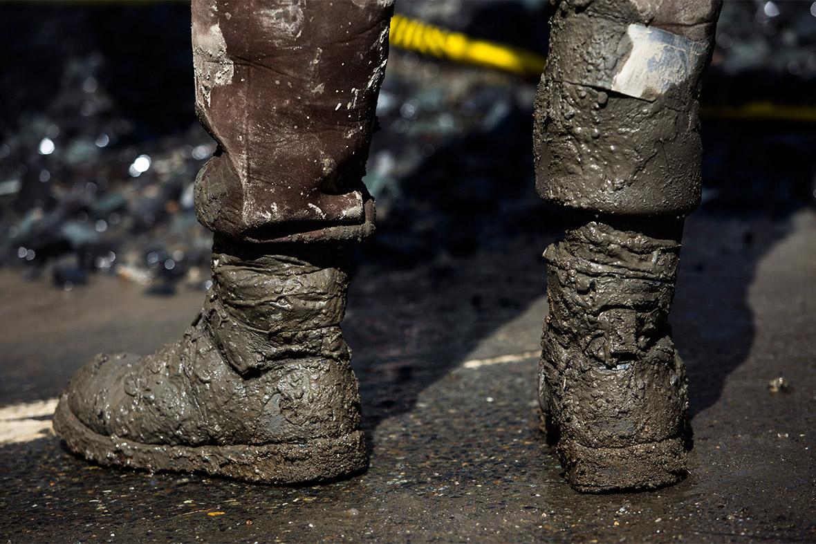 mudslide boots