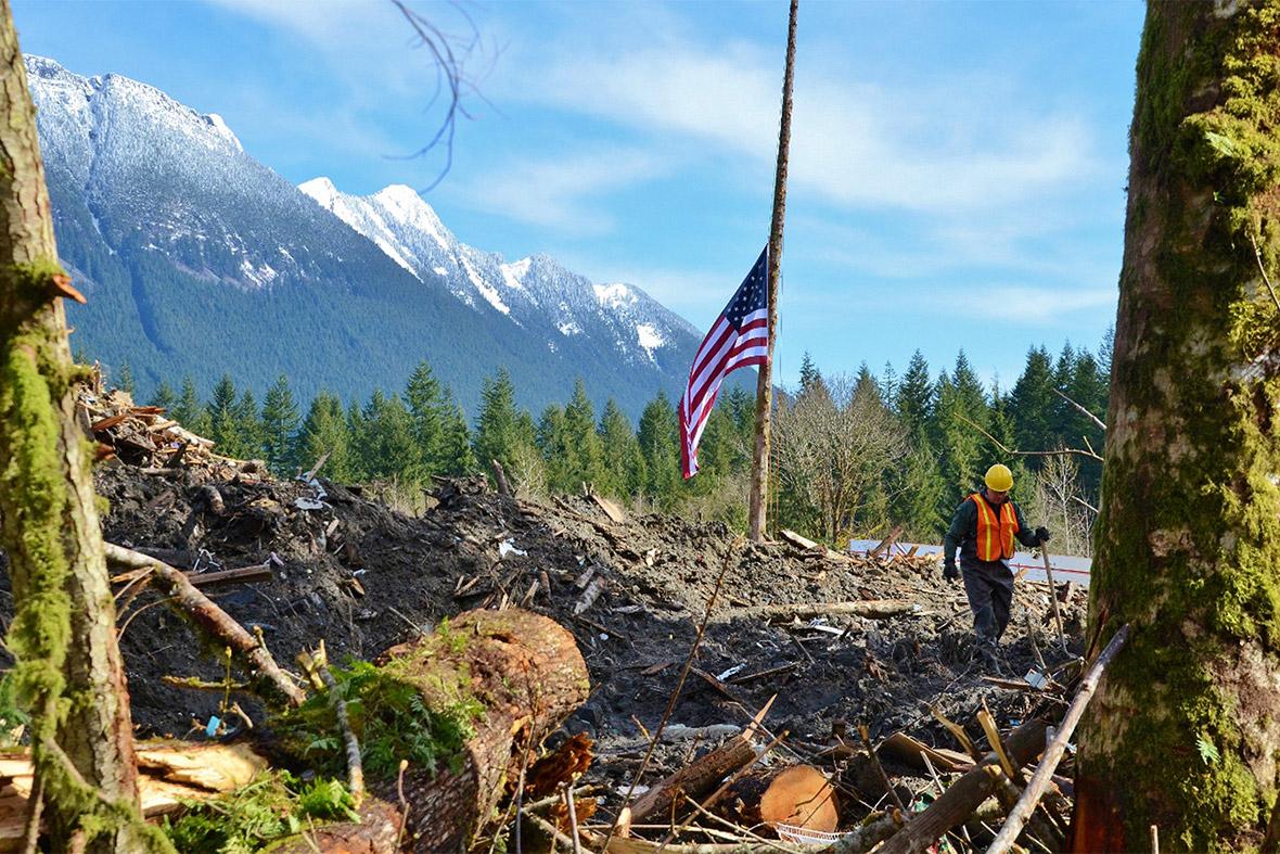 mudslide flag