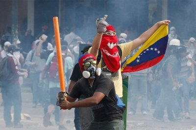 venezuela prtesters