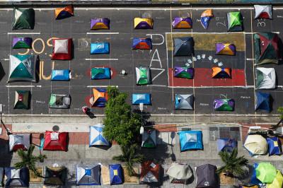 venezuela tents