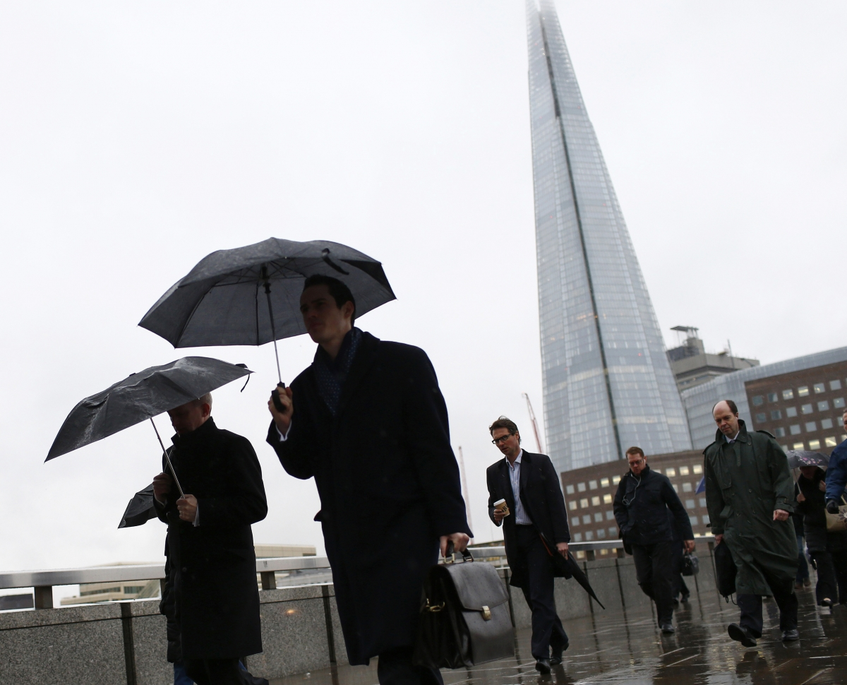 UK salary growth slows down