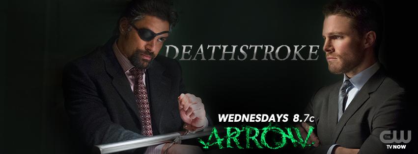Arrow Season 2 Deathstroke
