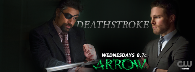 Arrow Season 2 Deathstroke