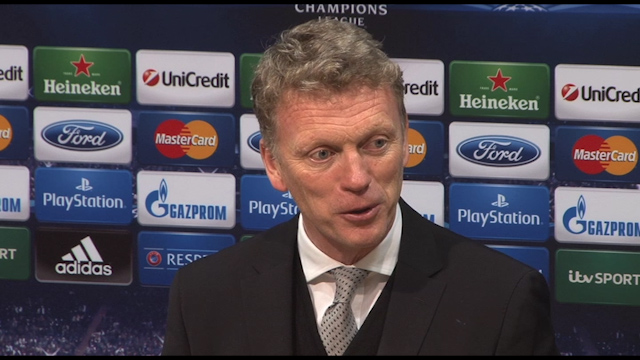 Moyes: Our Best Football Has Been in Champions League
