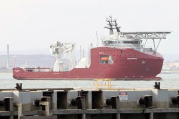 Australian Defence Vessel (ADV) Ocean Shield