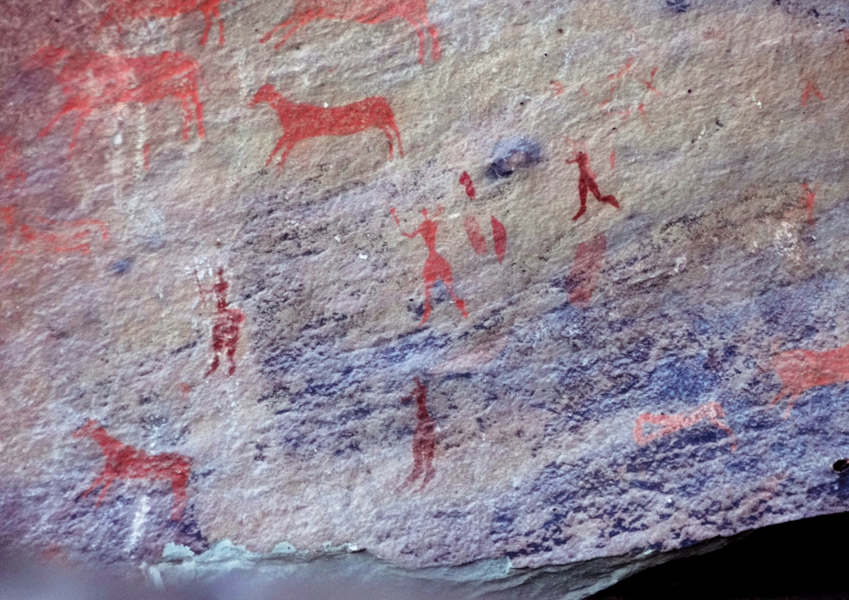 south africa rock art