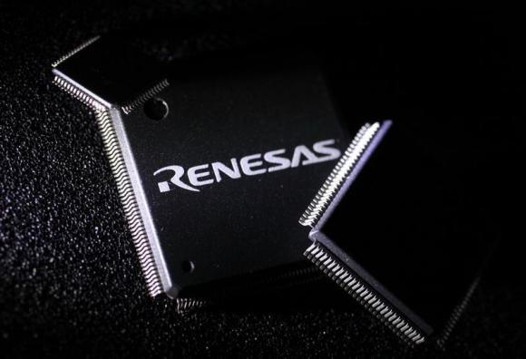 Renesas Apple iPhone