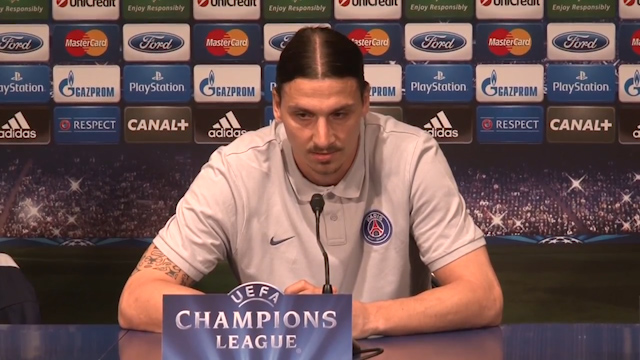 Ibrahimovic: I Will Never Play in the Premier League