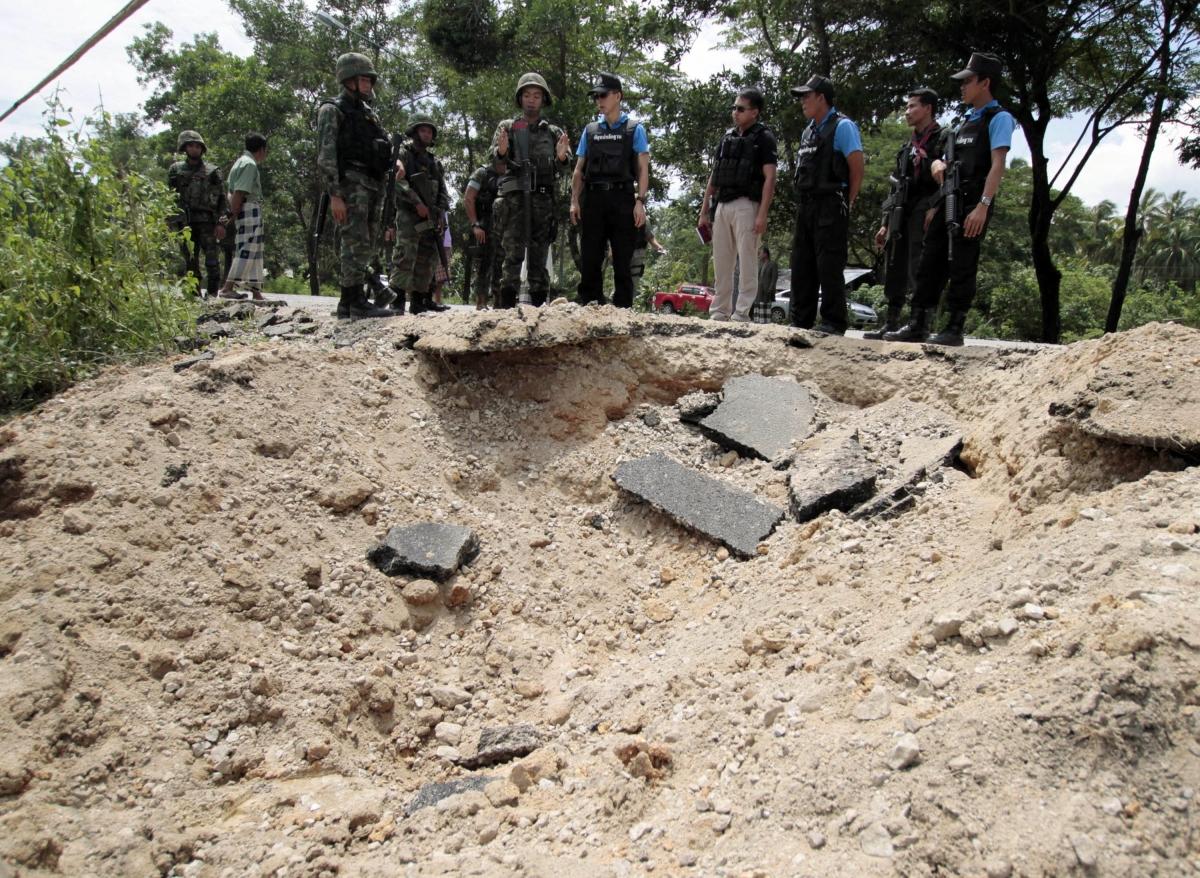 Thailand War Bomb