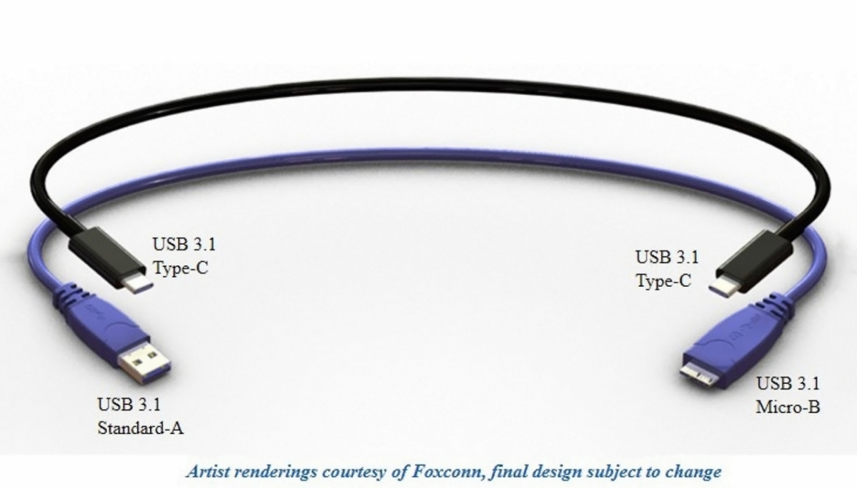 New USB Type-C Cable