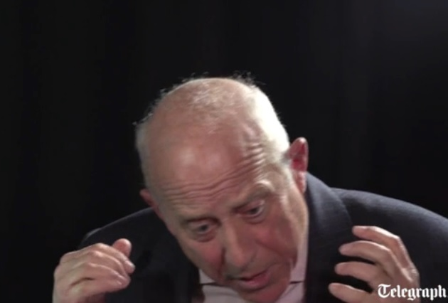 Godfrey Bloom claimed women carried out as much domestic violence as men