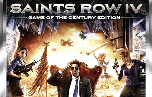 Saints Row Game of the century