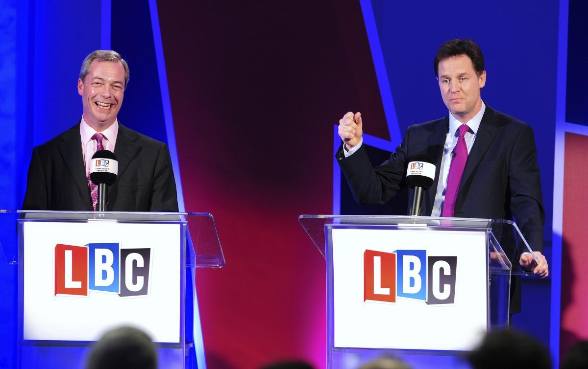 Why Ukip's Farage and LibDems' Clegg Were Both Wrong in EU Debate