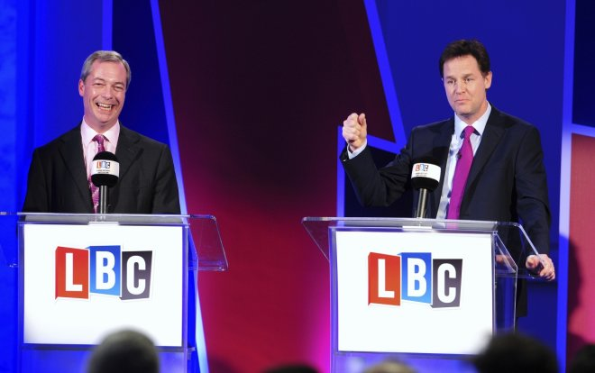 Why Ukip's Farage and LibDems' Clegg Were Both Wrong in EU Debate