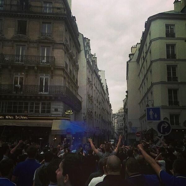 Chelsea hooligans