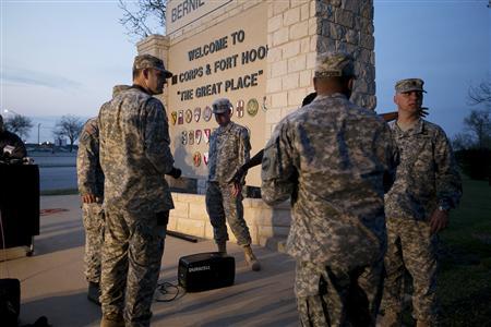 Iraq War Veteran Kills Four and Himself at US Army Base
