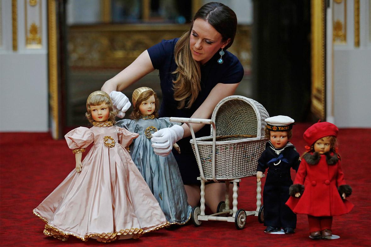 royal dolls