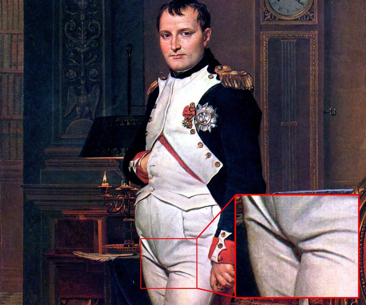 The Journey Of Napoleon's Penis