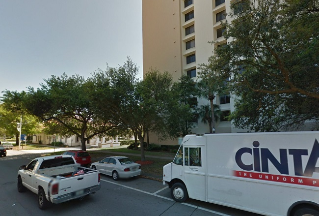 Woman found dead after jumping off 16-storey apartment block in Florida