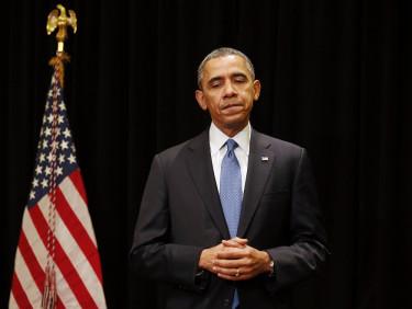 Barack Obama Fort Hood
