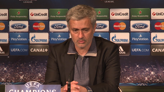 Mourinho: PSG's Third Goal Was a Joke Not a Goal